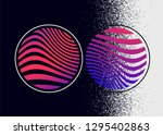 abstract geometric pattern...   Shutterstock .eps vector #1295402863