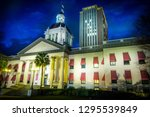 Time Exposure Of Historic...