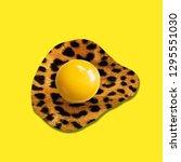 contemporary art collage....   Shutterstock . vector #1295551030