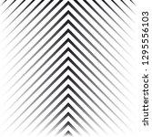 abstract chevron lines. modern... | Shutterstock .eps vector #1295556103