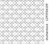vector seamless pattern. modern ... | Shutterstock .eps vector #1295556109