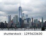 jersey city new jersey usa   13 ... | Shutterstock . vector #1295623630