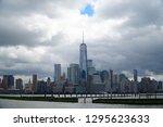 jersey city new jersey usa   13 ... | Shutterstock . vector #1295623633