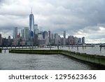 jersey city new jersey usa   13 ... | Shutterstock . vector #1295623636