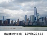 jersey city new jersey usa   13 ... | Shutterstock . vector #1295623663