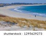 Beach In Saint Pabu  Brittany ...