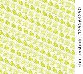 floral seamless texture.... | Shutterstock .eps vector #129564290