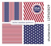 Seamless Patterns With American ...