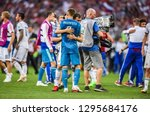 moscow  russia   july 1  2018.... | Shutterstock . vector #1295684176