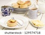 English Crumpets And Tea