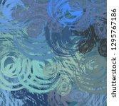 2d illustration. artistic... | Shutterstock . vector #1295767186