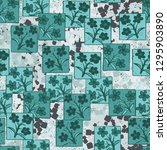seamless pattern made up of...   Shutterstock .eps vector #1295903890