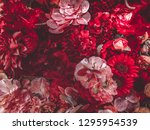 Artificial Flowers Wall For...