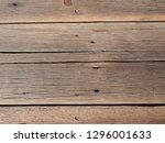 old grunge dark textured wood... | Shutterstock . vector #1296001633