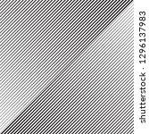 halftone gradient line pattern... | Shutterstock .eps vector #1296137983