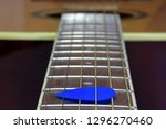 a close up color image of the... | Shutterstock . vector #1296270460