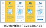 cognitive activities onboarding ... | Shutterstock .eps vector #1296301486