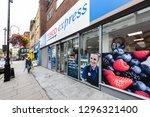 london  uk   september 12  2018 ...   Shutterstock . vector #1296321400