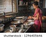 salunkwadi  india   june 20 ...   Shutterstock . vector #1296405646