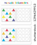 collect the correct sequence of ... | Shutterstock . vector #1296429913