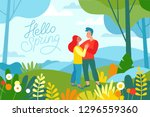 vector illustration in flat...   Shutterstock .eps vector #1296559360