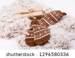 Closeup Of Winter Accessories....
