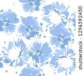 tie dye background. seamless...   Shutterstock .eps vector #1296592450