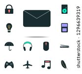 the envelope icon. web icons...
