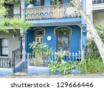 An Image Of A Terrace House In...