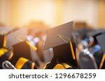 certificate presentation...   Shutterstock . vector #1296678259