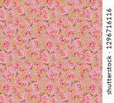 presentation of surface pattern ... | Shutterstock . vector #1296716116