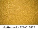 gold giltter texture christmas... | Shutterstock . vector #1296811819