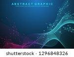 scientific vector illustration... | Shutterstock .eps vector #1296848326