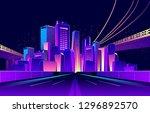 vector horizontal illustration. ... | Shutterstock .eps vector #1296892570