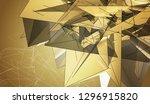 beautiful gold illustration... | Shutterstock . vector #1296915820