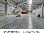 large  spacious and light... | Shutterstock . vector #1296940783