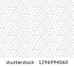 abstract geometric pattern with ... | Shutterstock . vector #1296994060
