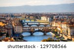 Panoramic View Of Florence And...