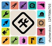 construction icons set...   Shutterstock .eps vector #1297086703