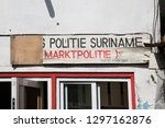 local surinam market police... | Shutterstock . vector #1297162876