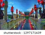 las vegas  nevada  usa  ...   Shutterstock . vector #1297171639