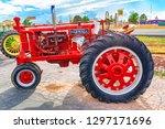 valle  arizona  usa   september ...   Shutterstock . vector #1297171696