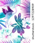 background  wallpaper  cover... | Shutterstock .eps vector #1297228909