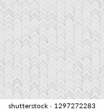 modern abstract geometric... | Shutterstock . vector #1297272283