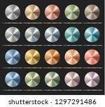 gradients set template ...   Shutterstock . vector #1297291486