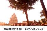 dakshineswar kali temple kolkata | Shutterstock . vector #1297350823