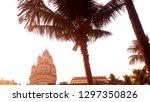dakshineswar kali temple kolkata | Shutterstock . vector #1297350826