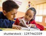 lima  peru  circa 2014  latin... | Shutterstock . vector #1297462339