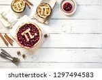 Pi Day Cherry And Apple Pies  ...