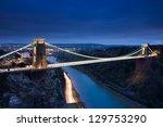 Clifton Suspension Bridge ...